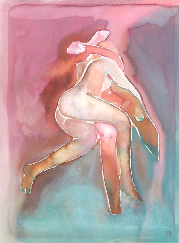 Make Love – Watercolor Series nr. 65